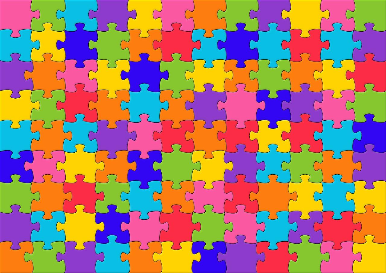Jigsaw Mosaic