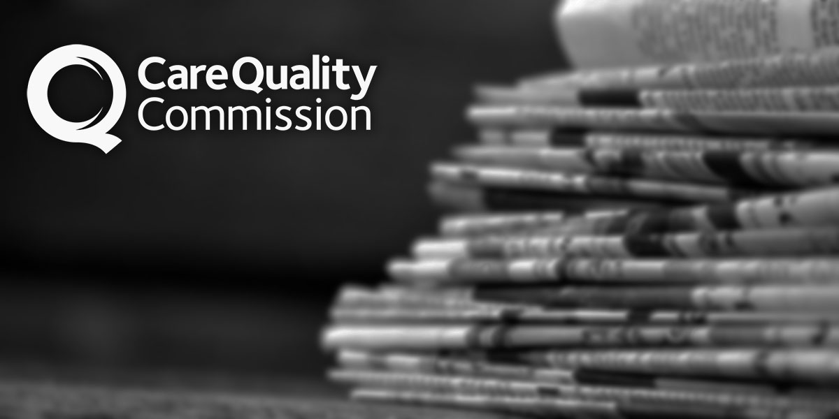Care Quality Commission update